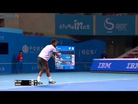 Nadal vs. Klizan | Beijing 2014 | China Open QF