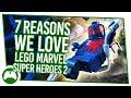 7 Reasons Lego Marvel Super Heroes 2 Is Your Dream Superhero Game