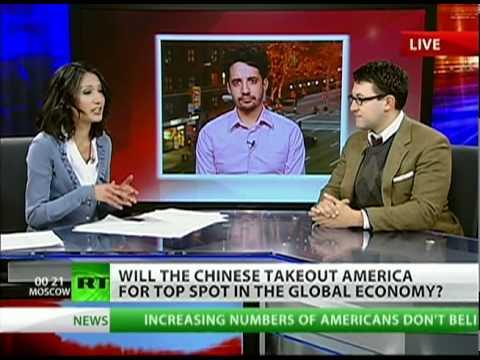 Has China's economy passed the US economy?
