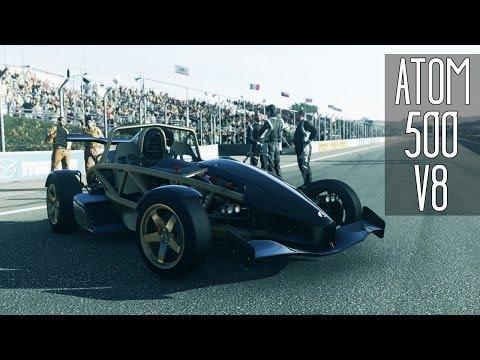 [Forza 5] Rivaux Autocross Ultime - Ariel Atom 500 V8 !