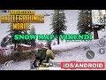 PUBG MOBILE - SNOW MAP VIKENDI GAMEPLAY (ANDROID/iOS)