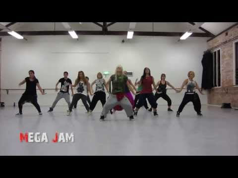 'don't Stop The Party' Pitbull Choreography By Jasmine Meakin (mega Jam) video