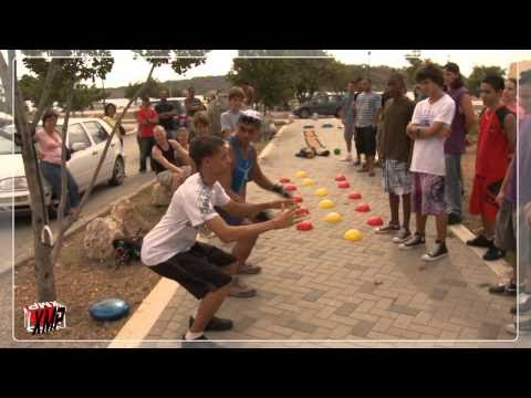 Curacao Parkour Event 1 & 2