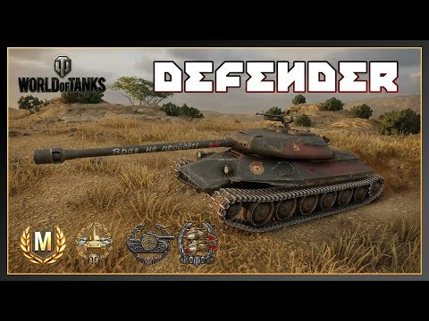 World of Tanks // Object 252U Defender // Ace Tanker // Confederate // Xbox One