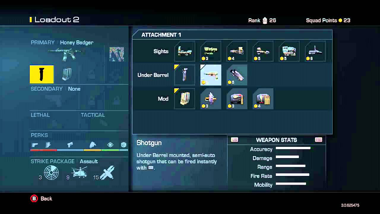 Call Of Duty Ghost Quot Best Loadout Class Setup Youtube
