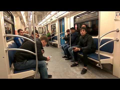 Оборзевшие попрошайки московского метро. Продолжение про цыгана.