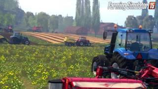 Landwirtschafts Simulator 2015 ★ Launch Song ★