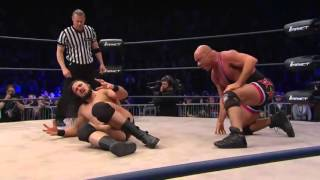 MPACT on Pop: Kurt Angle vs Drew Galloway Complete Match (2-16-16)