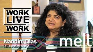 Melt | Episode 25 | WorkToLiveToWork | Nandini Dias