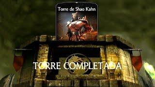 Mortal Kombat X [Mobile] FINAL de la TORRE SHAO KAHN