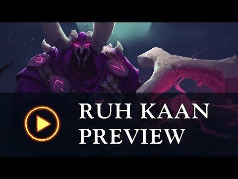 "Battlerite Champion Preview: Ruh Kaan ""The Crypt Warden"""