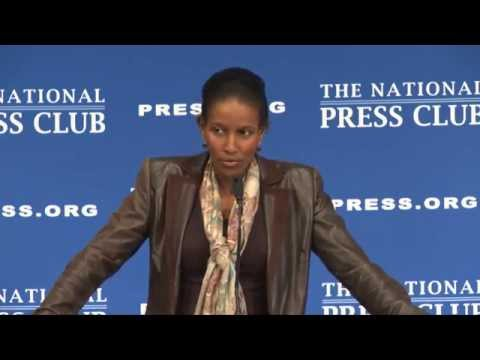 Ayaan Hirsi Ali Video 3