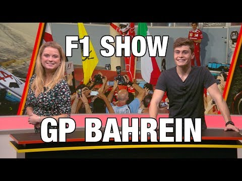 Grand Prix van Bahrein Preview met Sylvana & Stein