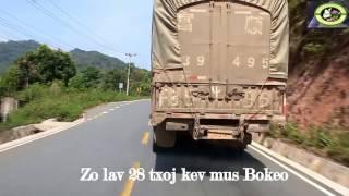 ncig teb chaws luangprabang to Bokeo