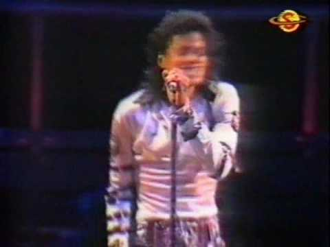 MJ - Another Part of Me (performance mash up)