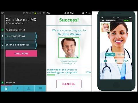 Doctor on Demand App: Oust Waiting Rooms Interview with Dr. Pat basu