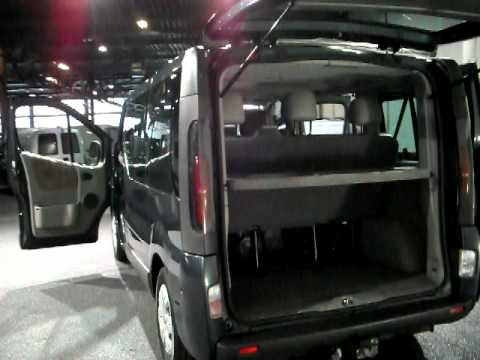renault trafic passenger personenbus derks bedrijfswagens. Black Bedroom Furniture Sets. Home Design Ideas