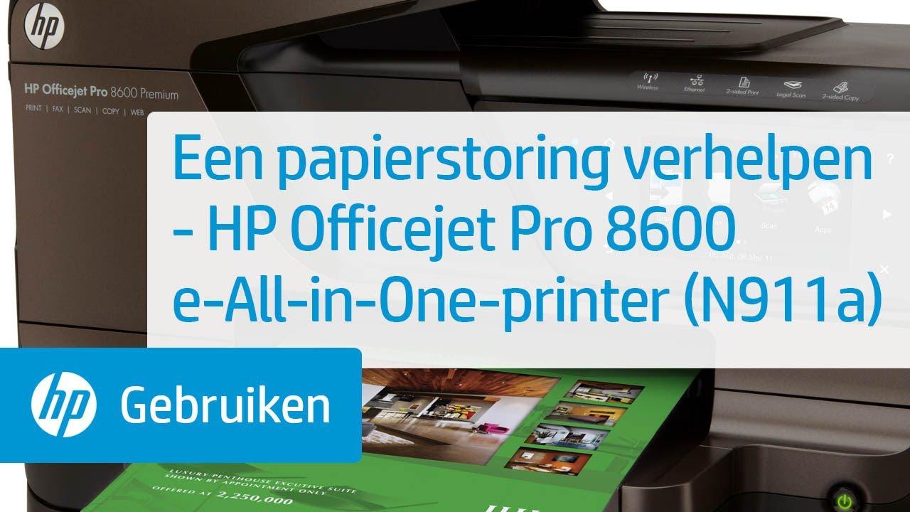 hp officejet pro 8600 specs pdf