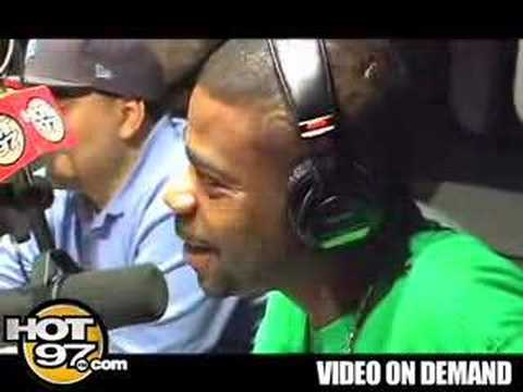 HOT 97- Angie Martinez Interviews Tracy Morgan