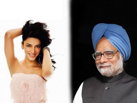 PM invited Shruti Haasan to his Dinner Party
