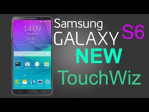 Samsung Galaxy S6 NEW TOUCHWIZ Information! Renovated!