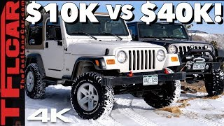 Cheap vs Expensive: Which Jeep Is Better? Cheap Jeep Challenge Ep.7