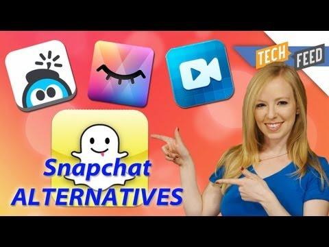 Snapchat Alernatives: Wink!. Clipchat. Squawk