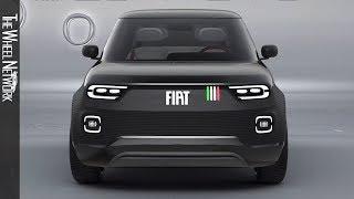 Fiat Centoventi Concept – 2019 Geneva Motor Show