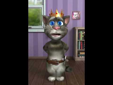 Talking Tom 2 Sings A Funny Song In Tamil video