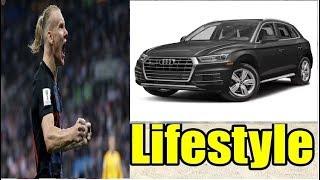 Domagoj Vida Lifestyle, House, Family, Cars, Girlfriends, Salary, Net Worth