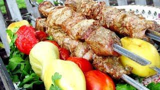 Рецепт шашлыка из говядины по-португальски - эштапеда
