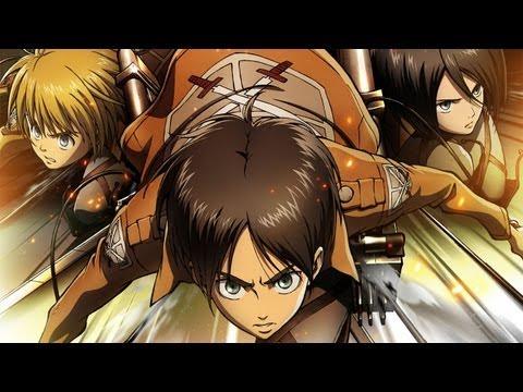 """Attack on Titan"" Trailer (English Subbed) 「進撃の巨人」予告編"