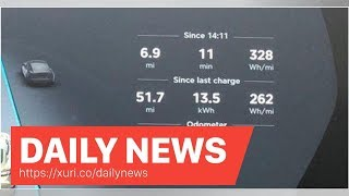 Daily News - 14,000 Leagues Under Electric Power: My Tesla Cost Me Almost Nothing