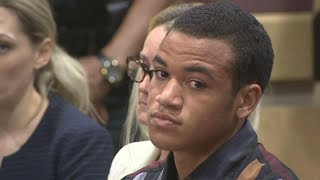 Brother of Florida Shooting Suspect Nikolas Cruz Cries During Court Hearing