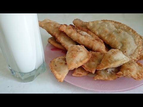 Чебуреки с мясом хрустящие сочные рецепт Секрета приготовления блюда из мяса дома