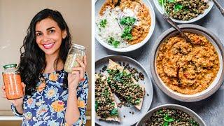 3 Delicious Lentil Recipes | healthy + vegan