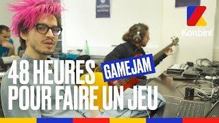 Gamejam : ils ont 48h pour faire un jeu