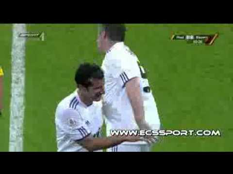 Real Madrid 8:3 Bayern Munich - All Goals & Highlights - Allstars [05.06.2011]