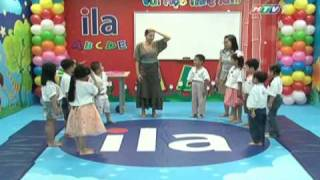 ILA - Vui hoc tieng Anh - Lesson: Body Parts (jumpstart: 4 - 11 years old)