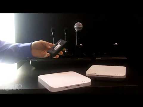 InfoComm 2013: Shure Previews Microflex Wireless Meeting Space Solution
