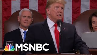 House Speaker Nancy Pelosi Explains Infamous SOTU Clapping | Morning Joe | MSNBC