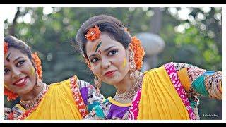 Dekha Hobe Ei Banglae || Rhythm A Creative Dance Troupe || Rajiv Sen ||