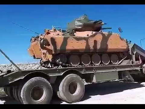 Turkey setting up another observation post in North Aleppo province | March 17th 2018