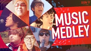 【UUUM TV】UUUM MUSIC MEDLEY ♫ / 注目動画まとめ vol.6