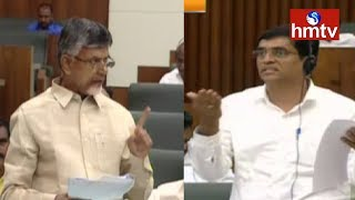 War of Words Between Buggana Rajendranath Reddy Vs Chandrababu Over KIA Motors In Assembly | hmtv