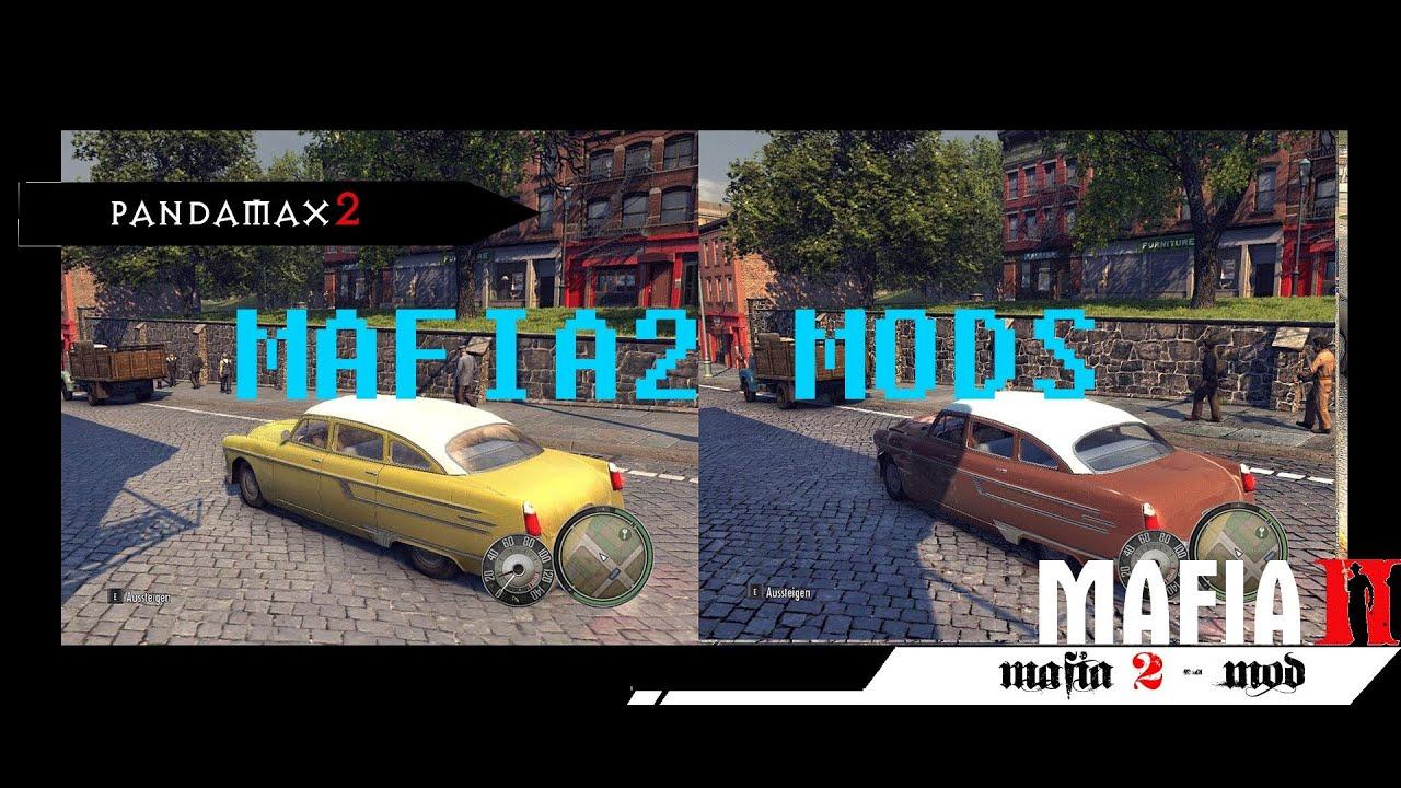 Mafia 2 high resolution texture mod youtube - How to download mafia 2 ...