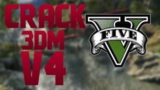 Крак GTA 5 (PC) 3DM (V4)