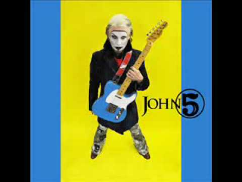 John 5 - Steel Guitar Rag