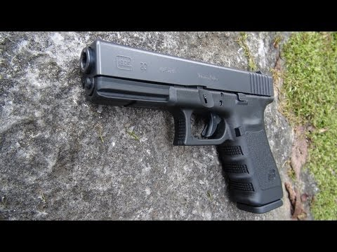 THE BIGGEST and BADDEST GLOCK
