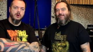 CAVALERA CONSPIRACY - The Conspiracy Diaries ( Psychosis trailer #1)
